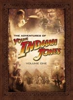 Las aventuras del joven Indiana Jones. Barcelona 1917