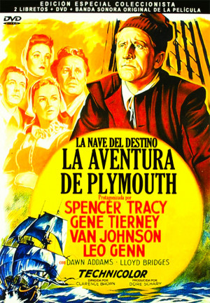 La nave del destino: La aventura de Plymouth (1952)