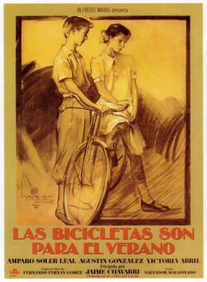 Las bicicletas son para el verano (1984)