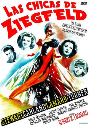 Una chica Ziegfeld