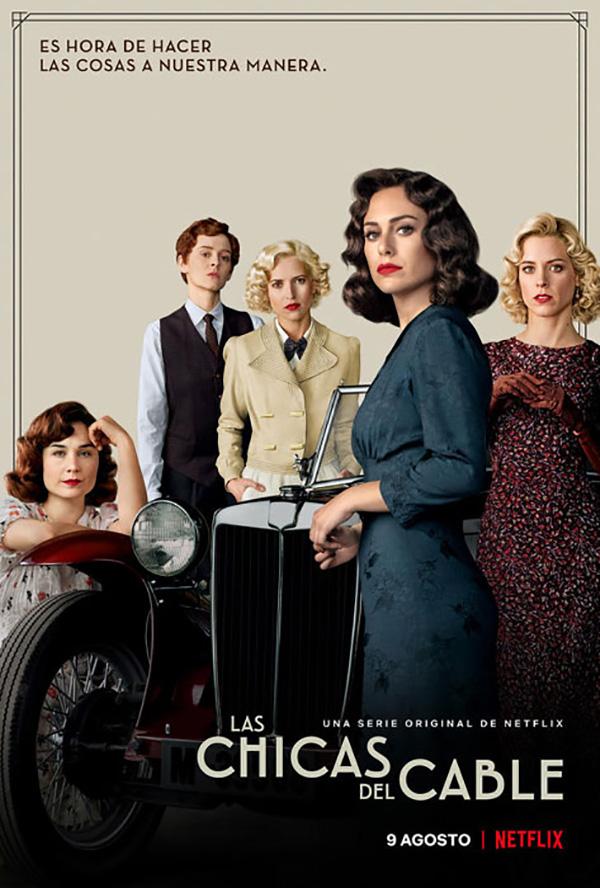 Las chicas del cable (4ª temporada) - Serie - decine21
