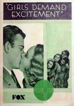 Las chicas piden emoción (1931)