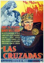 Las cruzadas (1935)