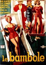 Las cuatro muñecas (1965)
