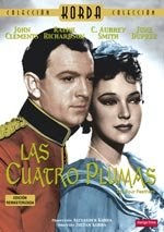 Las cuatro plumas (1939)