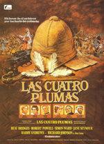 Las cuatro plumas (1978)