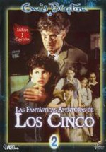 Las fantásticas aventuras de Los Cinco (2ª temporada) (1997)