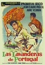 Las lavanderas de Portugal (1957)