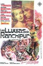 Las lluvias de Ranchipur (1955)