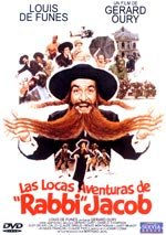 Las locas aventuras de Rabbi Jacob (1973)