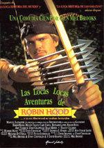 Las locas aventuras de Robin Hood