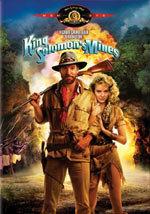 Las minas del rey Salomón (1985)