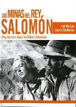 Las minas del rey Salomón (1937)