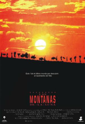 Las montañas de la luna (1990)