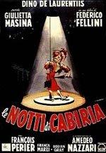 Las noches de Cabiria (1957)