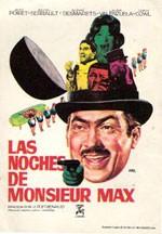 Las noches de monsieur Max (1965)