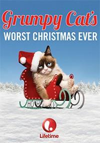 Las peores Navidades de la gata gruñona