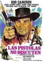 Las pistolas no discuten (1964)