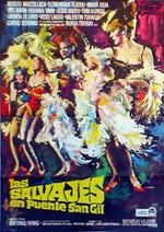 Las salvajes en puente San Gil (1967)