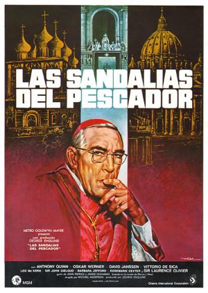 Las sandalias del pescador (1968)