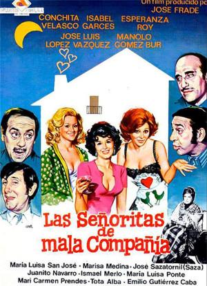 Las señoritas de mala compañía (1973)