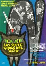 Las siete vidas del gato (1970)
