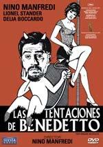 Las tentaciones de Benedetto (1971)
