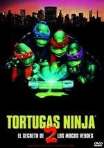 Las Tortugas Ninja II: El secreto de los mocos