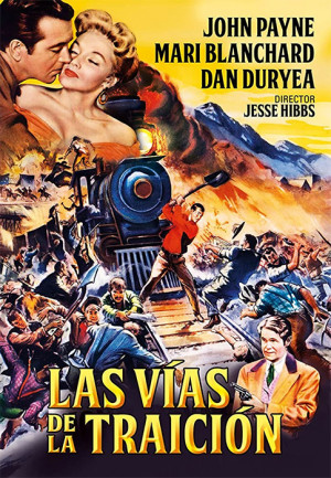 Las vías de la traición (1954)