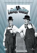 Laurel y Hardy en el Oeste (1937)