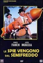 Le spie vengono dal semifredo (1966)