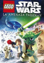 Lego Star Wars: La amenaza Padawan (2011)