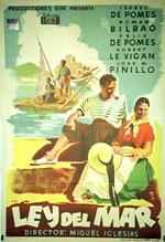 Ley del mar (1950)