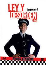 Ley y desorden (2ª temporada) (1996)