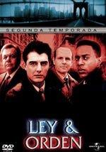 Ley y orden (2ª temporada) (1992)