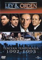 Ley y orden (3ª temporada) (1992)