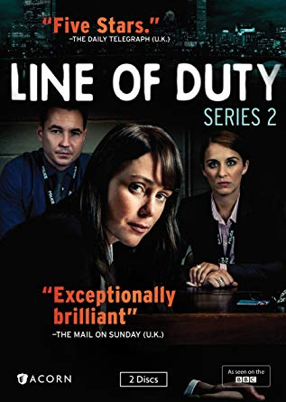 Line of Duty (2ª temporada) (2014)