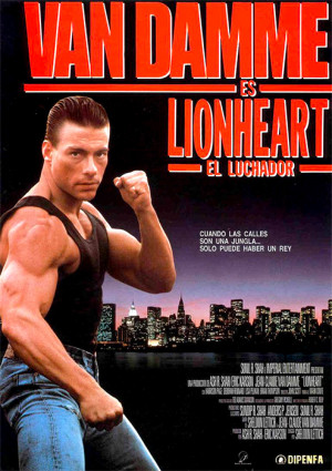 Lionheart, el luchador (1990)