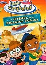 Little Einsteins: La leyenda de la pirámide dorada (2005)