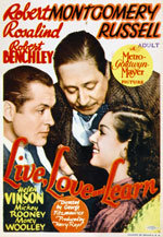 Live, Love and Learn (1937)