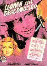 Llama un desconocido (1952)