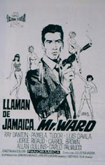 Llaman de Jamaica, Mr. Ward (1967)