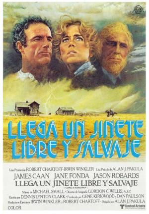 Llega un jinete libre y salvaje (1978)