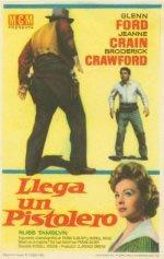 Llega un pistolero (1956)