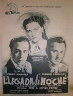 Llegada de noche (1949)