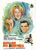 Llegan los bribones (1960)