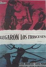 Llegaron los franceses (1959)