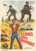 Llego, veo, disparo (1969)