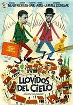 Llovidos del cielo (1962)