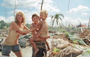 Con el tsunami hemos topado